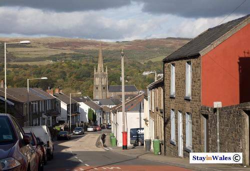 Monk Street, Aberdare