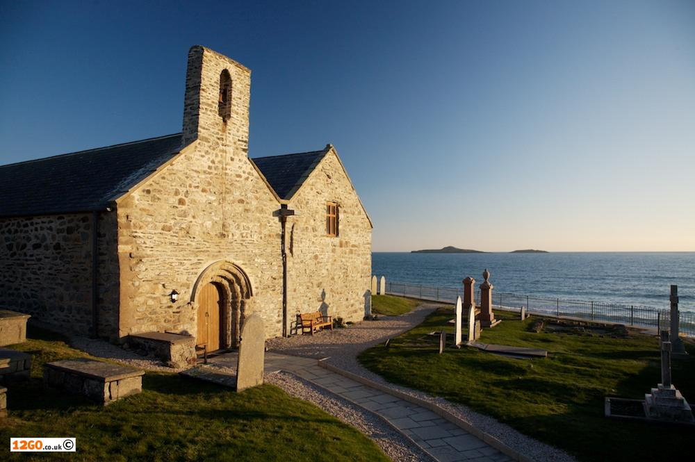 Saint Hywyn's Church at Aberdaron