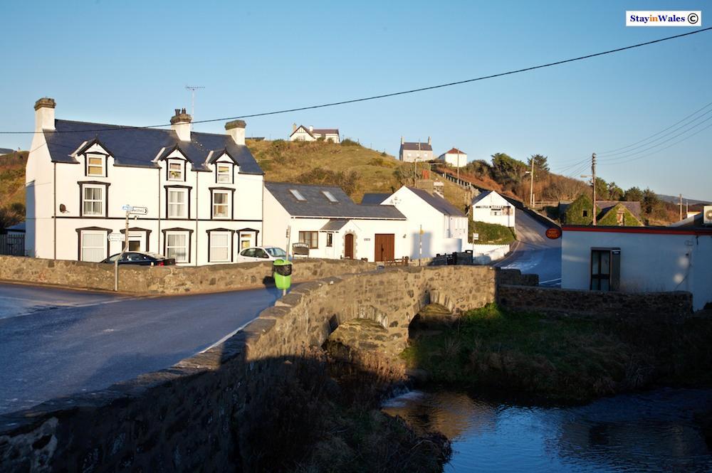 Aberdaron on the Llyn Peninsula
