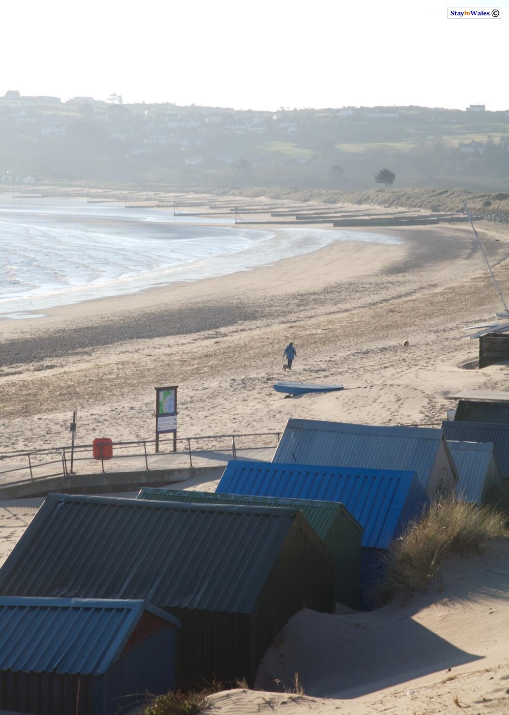Morfa Gors beach, Abersoch