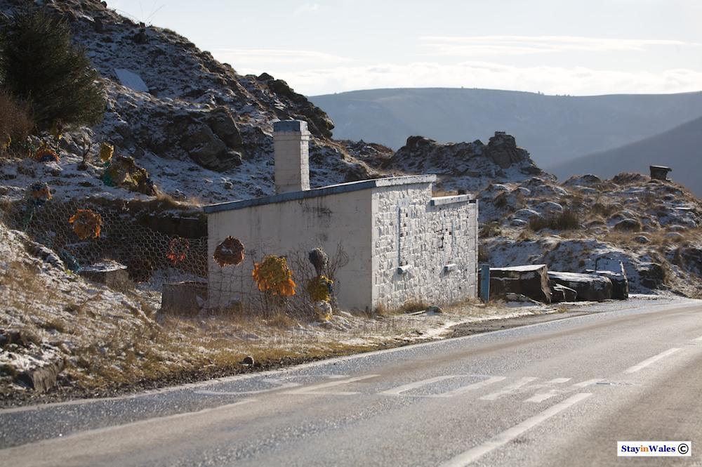 Watchman's hut Treherbert