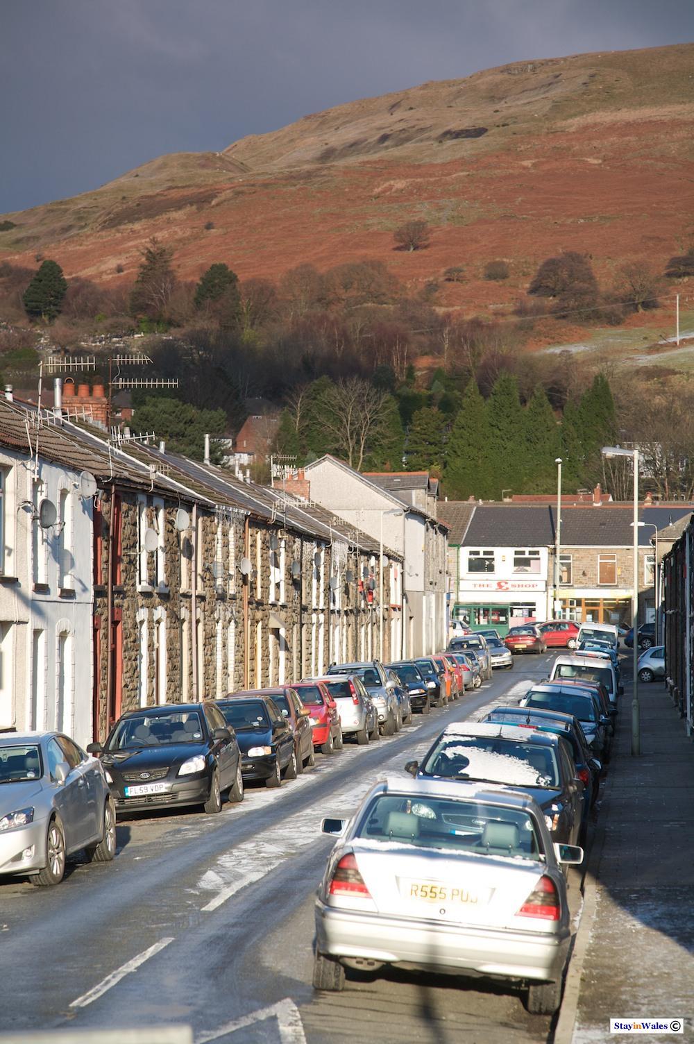 Senghenydd Street Treorchy