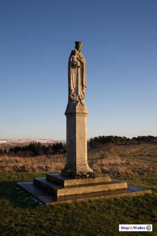 Our Lady of Penrhys, Rhondda Valley