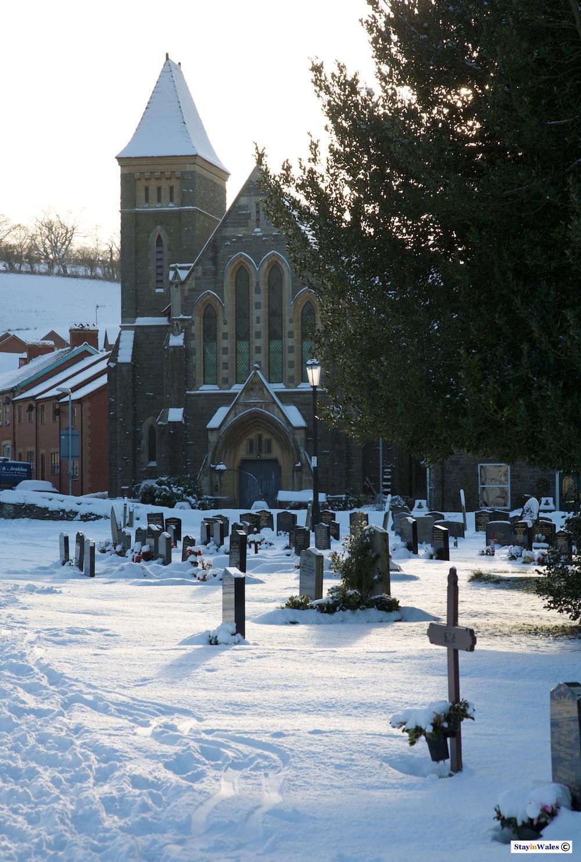 Baptist Church Builth Wells