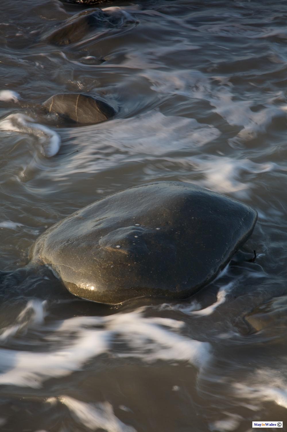 Llannon Ceredigion tide