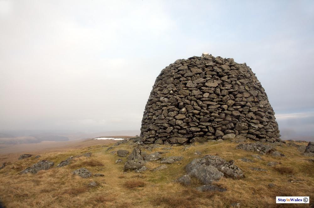Summit Cairn, Drygarn Fawr