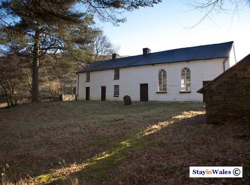 Soar y Mynydd Chapel, Mid Wales