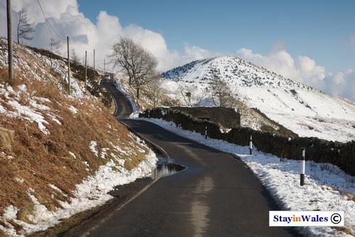 Road to Llanwonno, Rhondda Fach