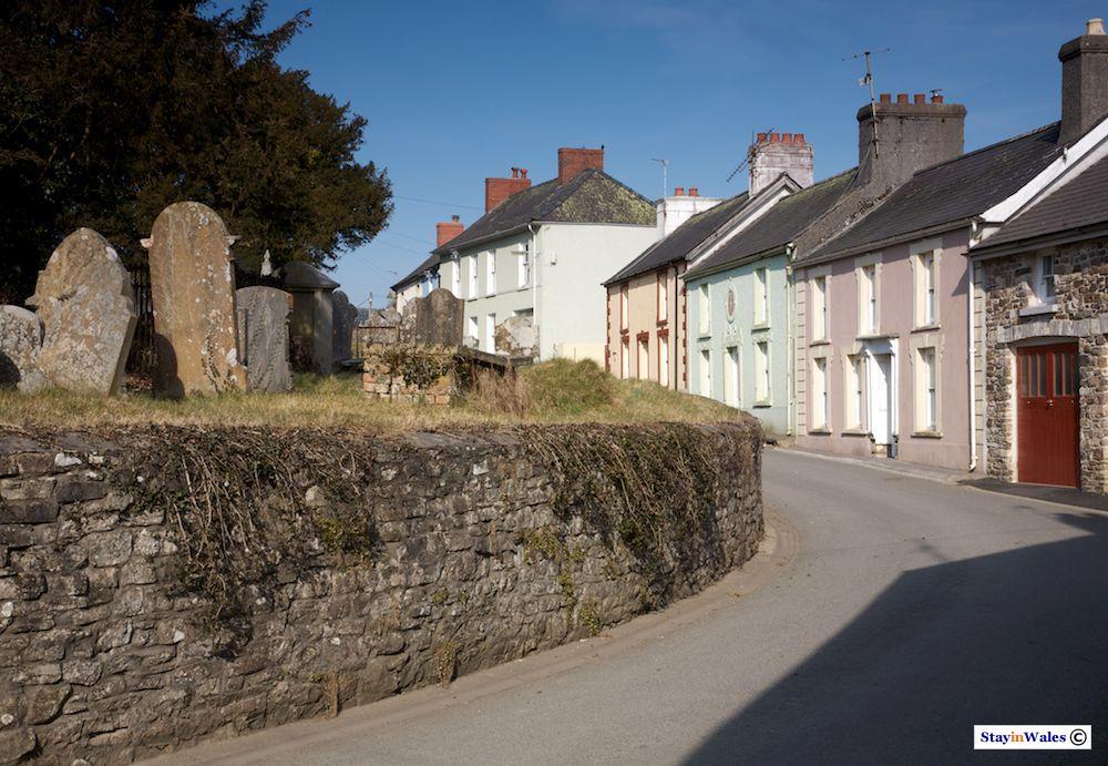 Myddfai, Carmarthenshire
