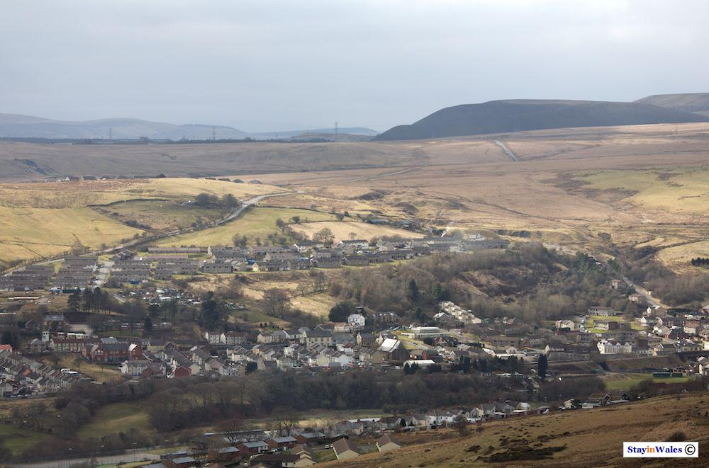 Rhymney and Merthyr Common