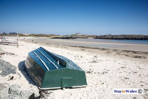 Borthwen beach, Rhoscolyn, Anglesey