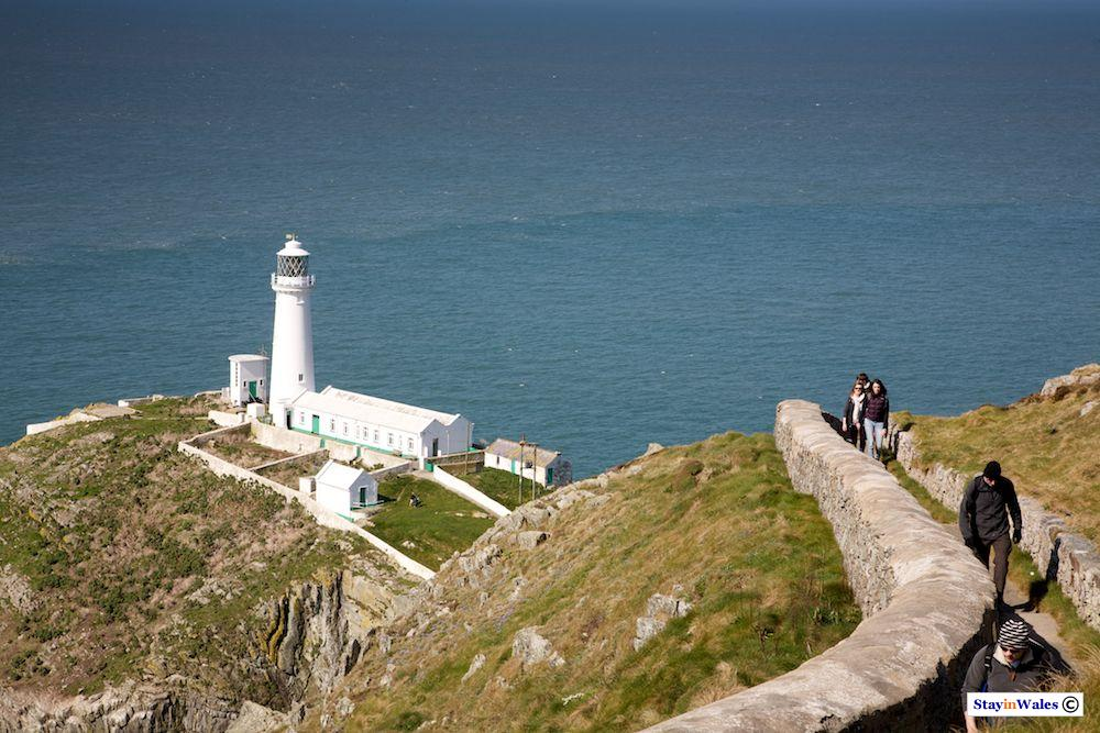 South Stack lighthouse, Anglesey