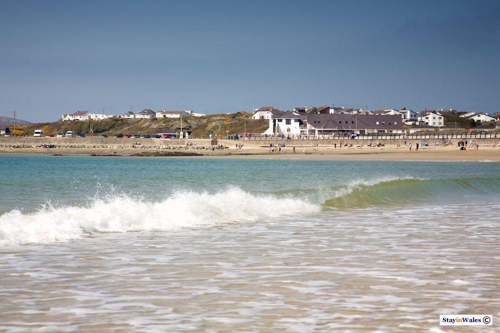 Trearddur Bay beach, Anglesey