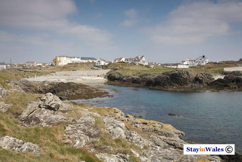 Anglesy Coast near Trearddur Bay