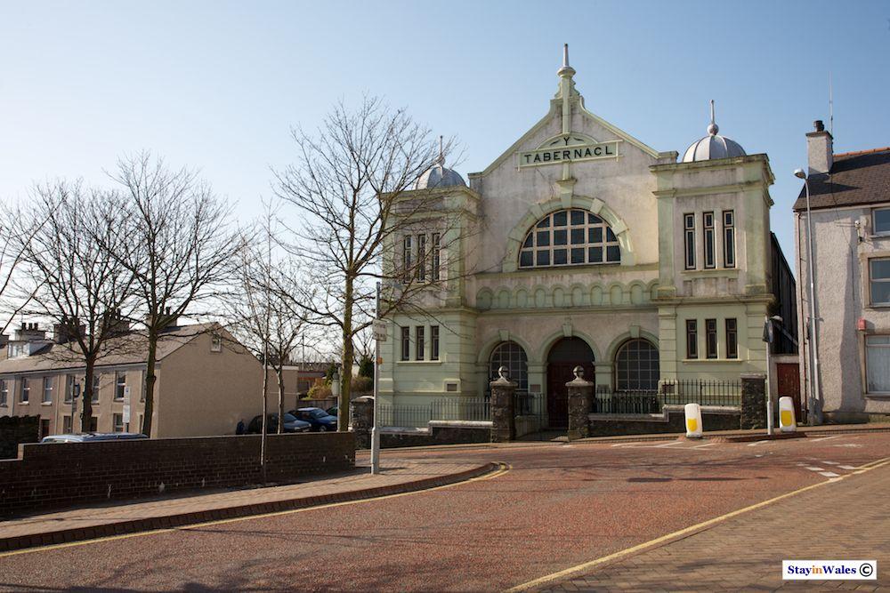 Tabernacl Chapel, Holyhead