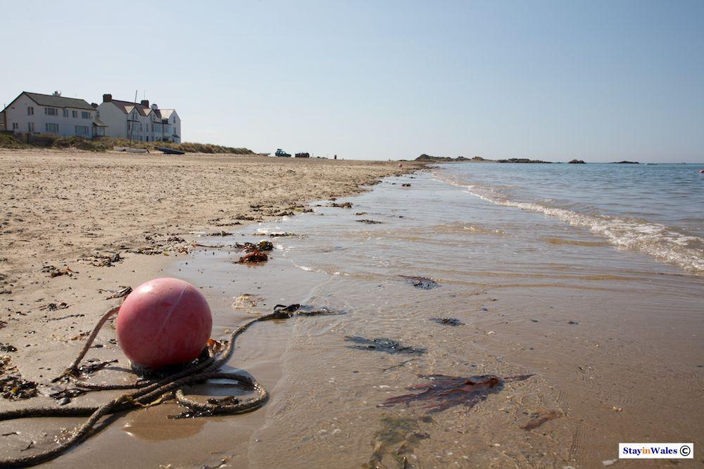 Town Beach, Rhosneigr