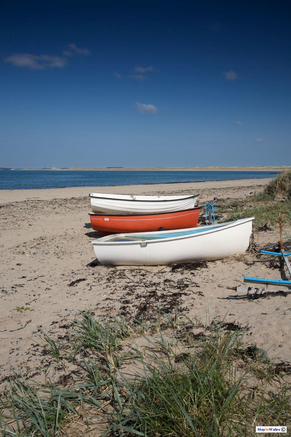 Town Beach, Rhosneigr, Anglesey