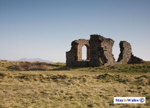 St Dwynwen's Church, Llanddwyn Island