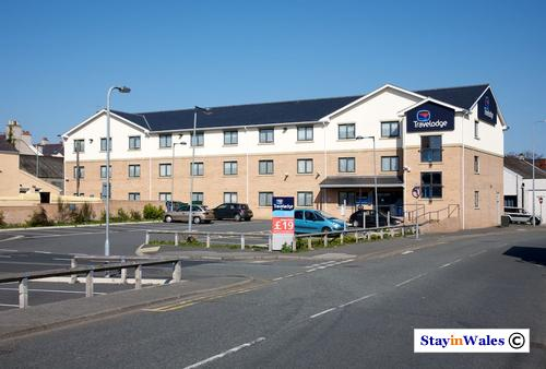 Travelodge Hotel at Holyhead, Anglesey