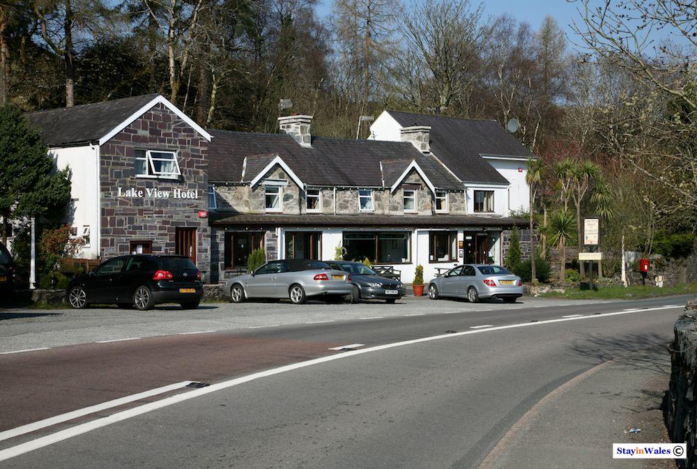 Lake View Hotel, Llanberis