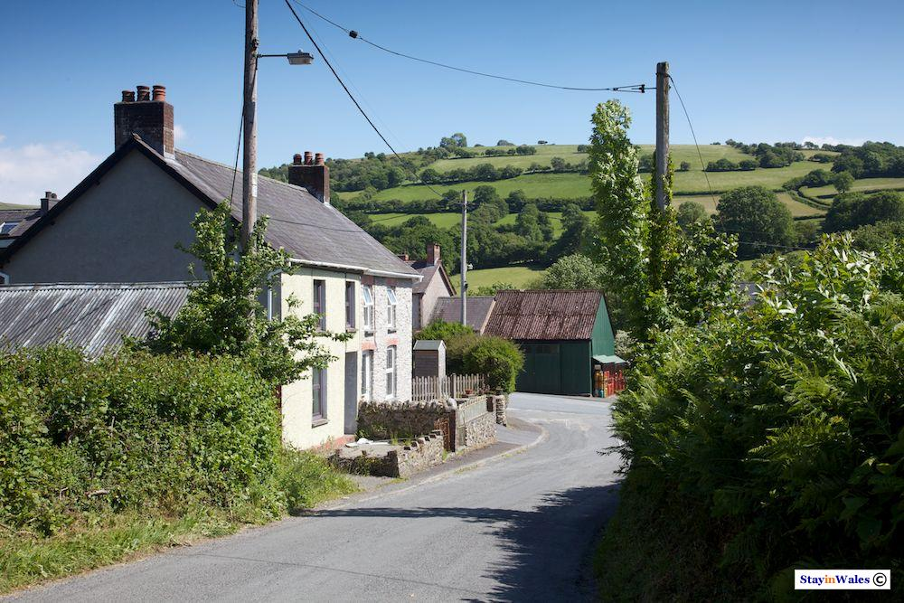 Picture of Brechfa, Carmarthenshire