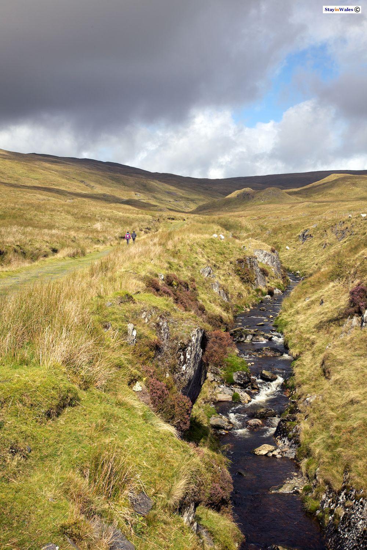 Footpath to Pumlumon Fawr