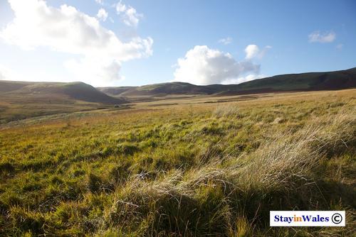 Rhos Saith-maen, Cambrian Mountains