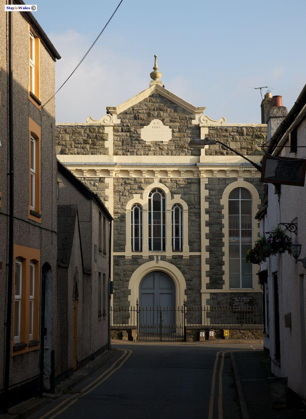 Congregational Chapel, Bala