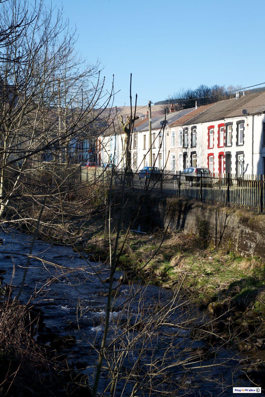 Brook Steret, Blaenrhondda