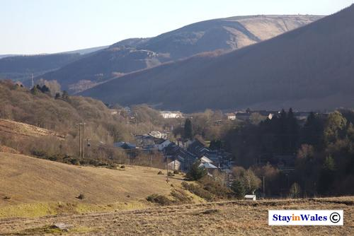 Blaenrhondda, Rhondda Valley