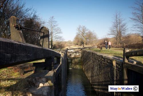 Aberclwyd Lock, Neath Canal