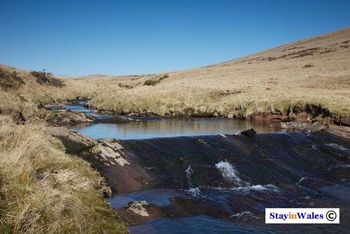 Afon Llia, Brecon Beacons