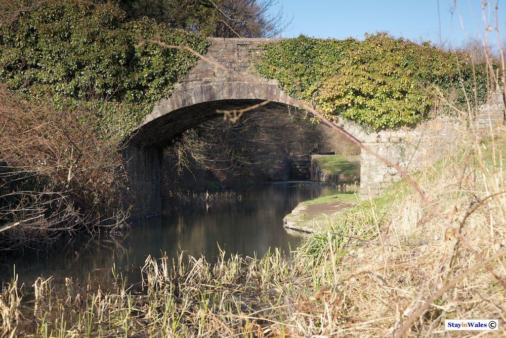 Maes Gwyn Bridge, Neath Canal