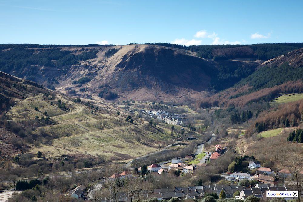 Mynydd Blaengwynfi, Rhondda