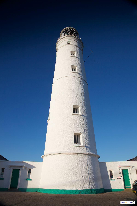 Nash Point Eastern Lighthouse