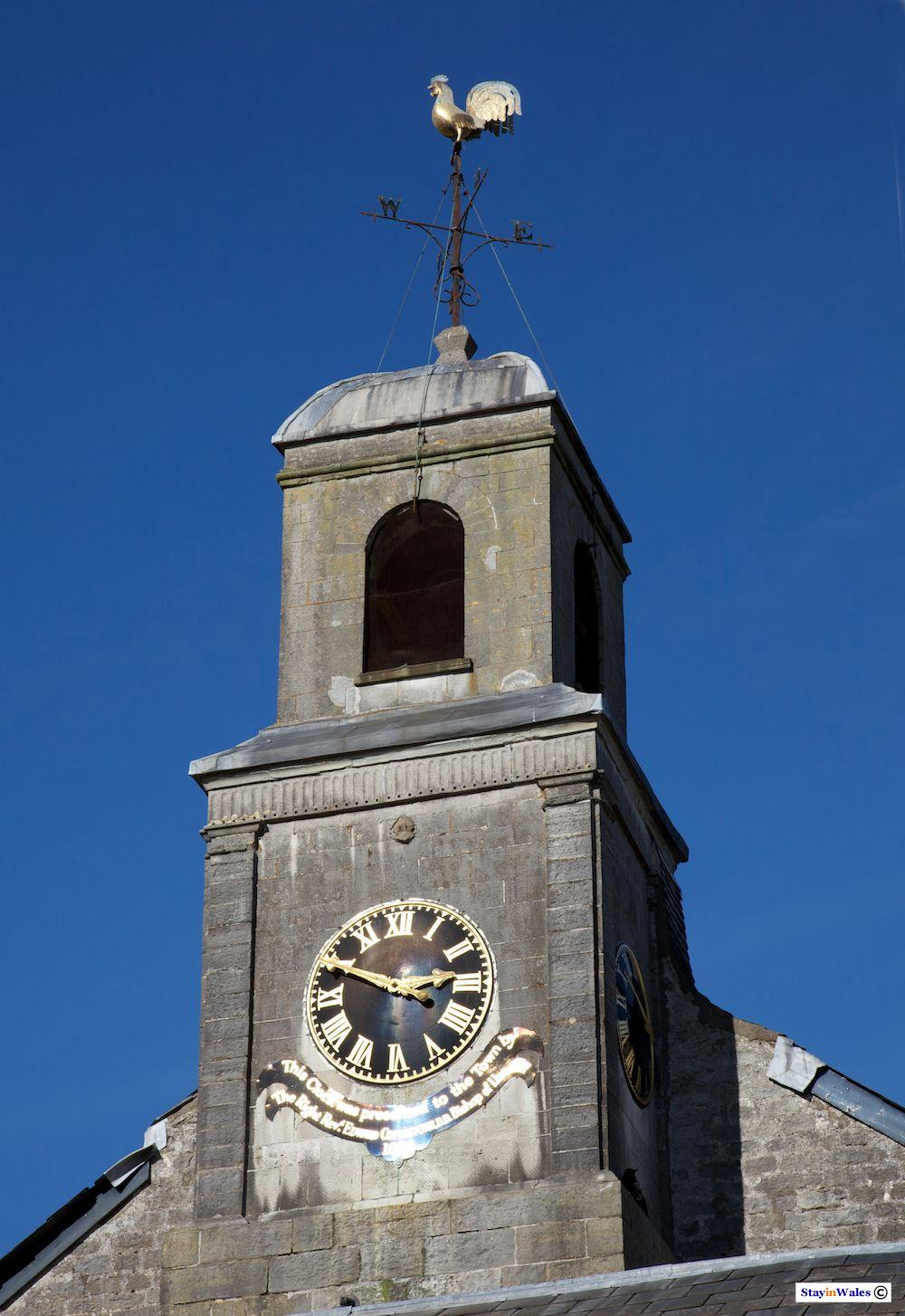 Clock tower, Cowbridge