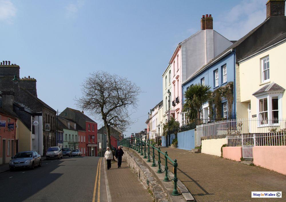 Pembroke townhouses