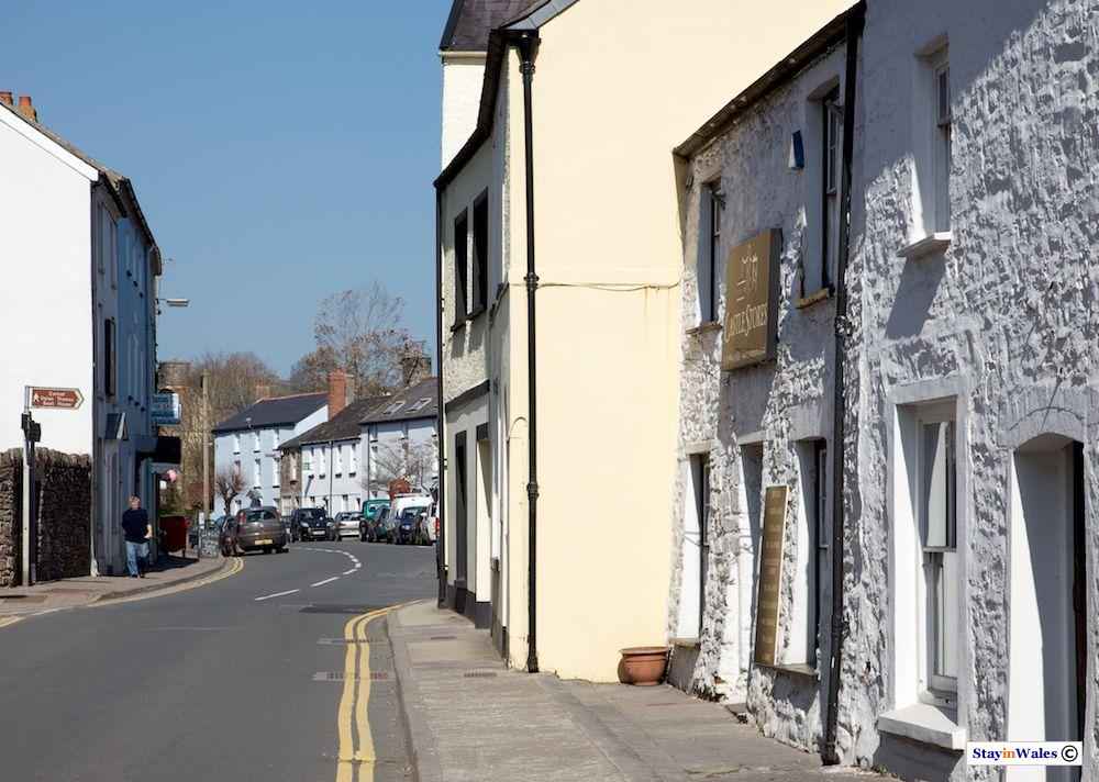 King Street, Laugharne