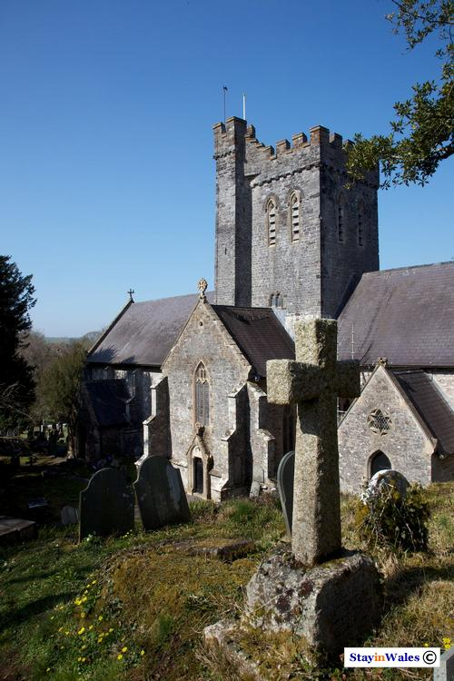St Martins Church Laugharne