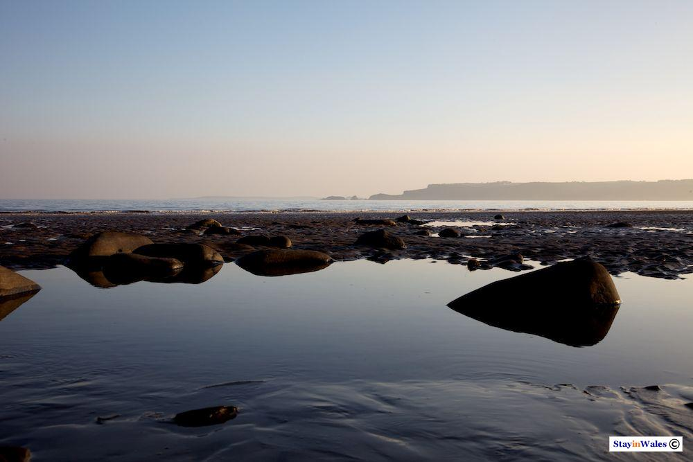Amroth Monkstone Point