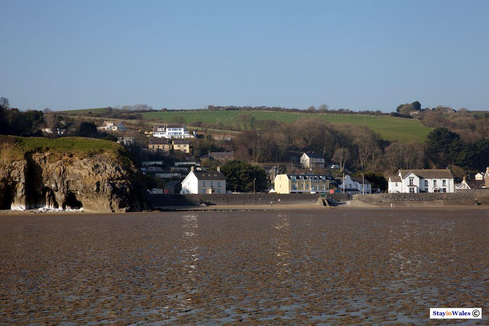 Pendine and Dolwen Point