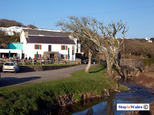 New Inn Aroth Pembrokeshire