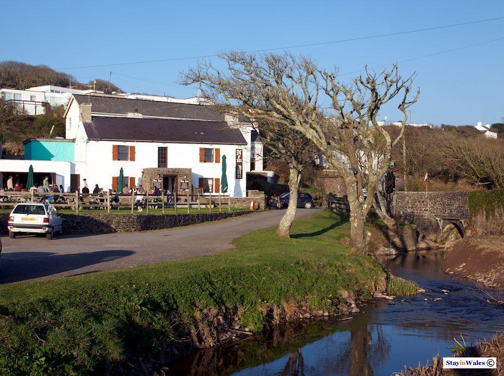 New Inn Aroth Pembrokeshire