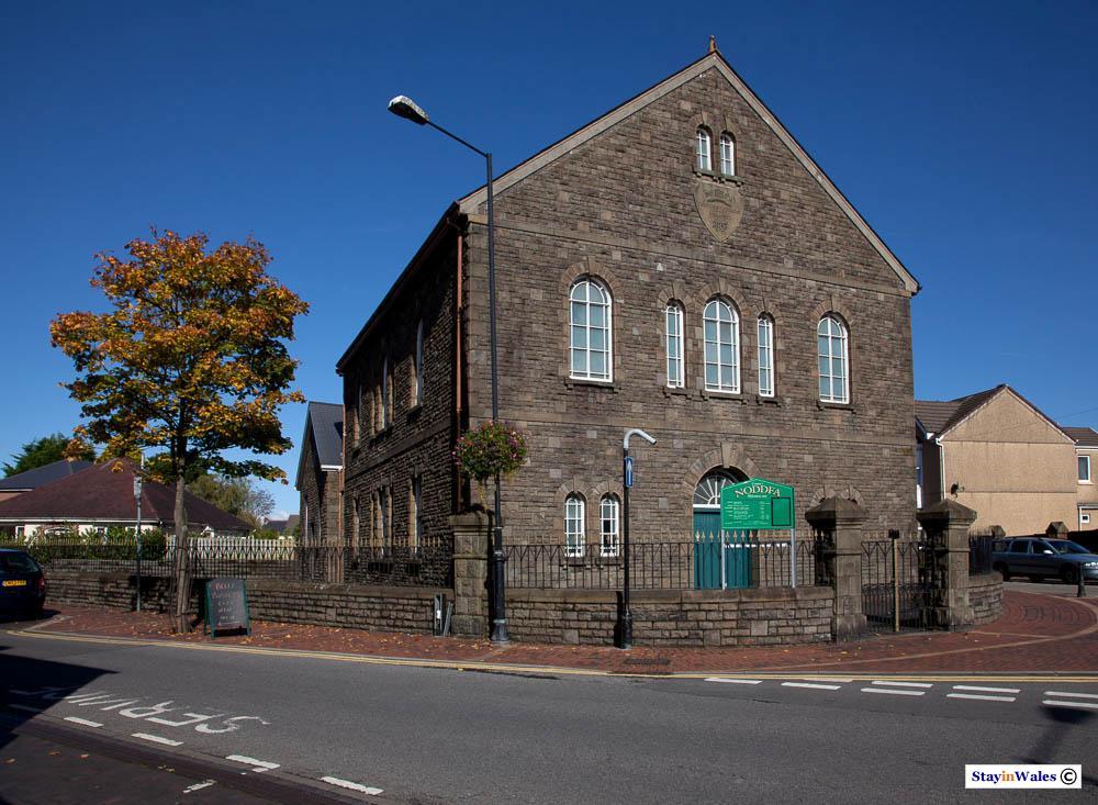 Noddfa Chapel