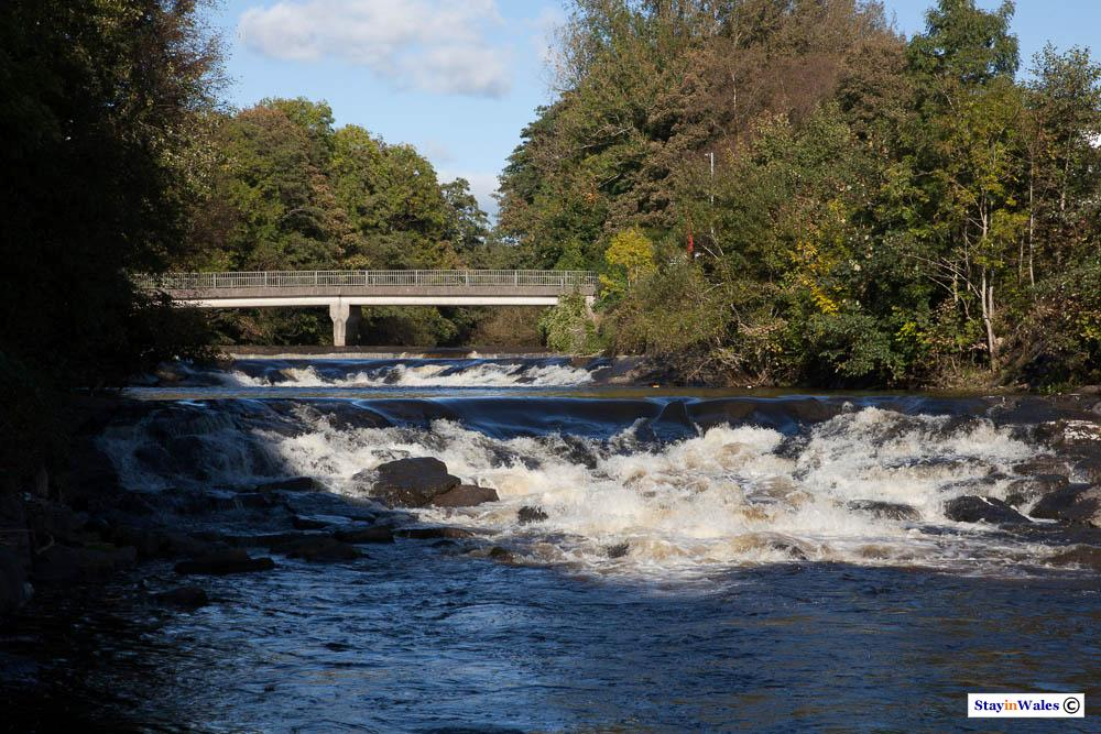 River at Ammanford