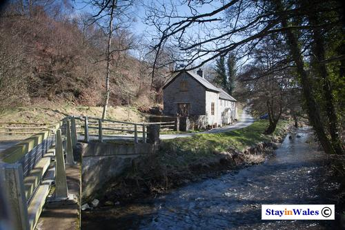 Bettws Mill, Powys