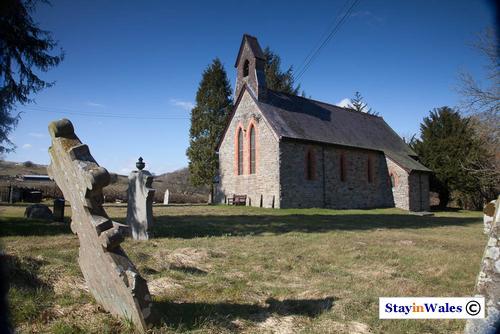 Church at Bettws Disserth