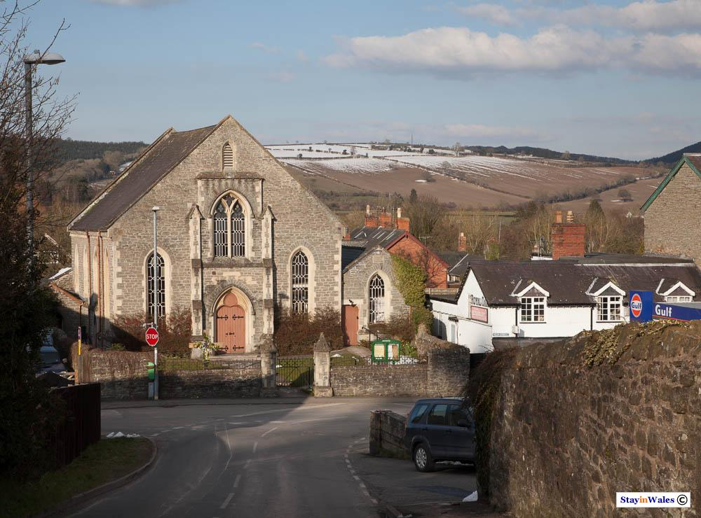 Methodist church Presteigne