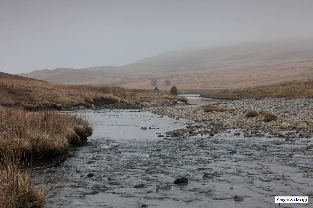 River Claerwen
