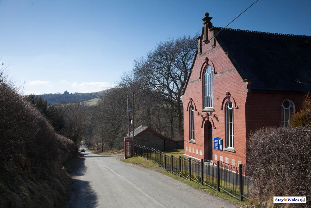Baptist Chapel at Franksbridge
